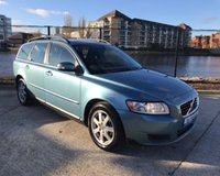 2008 VOLVO V50 1.8 S 5d 124 BHP £3995.00