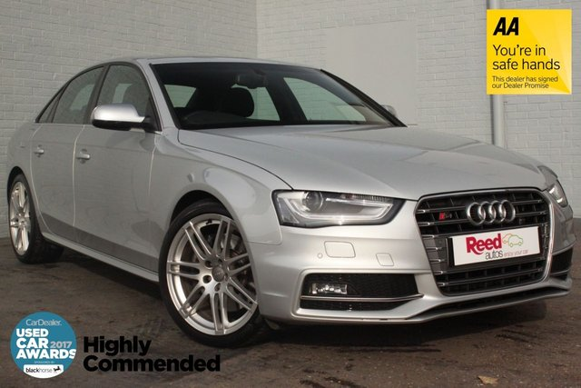 View our AUDI S4