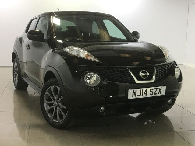 View our 2014 14 NISSAN JUKE 1.6 TEKNA 5d 117 BHP
