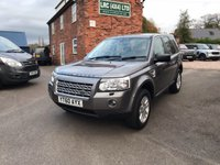 USED 2010 60 LAND ROVER FREELANDER 2.2 TD4 XS 5d AUTO 159 BHP Full Land Rover history