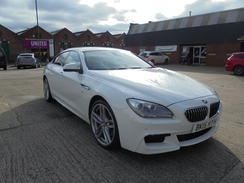 BMW bmw 6 gran coupe 2015 : BMW » Bmw 6 Series Gran Coupe 2015 - Car and Auto Pictures All ...