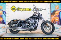 USED 2012 62 HARLEY-DAVIDSON DYNA FXDB STREET BOB 1585 GOOD & BAD CREDIT ACCEPTED, OVER 500+ BIKES IN STOCK