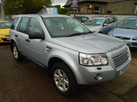 USED 2009 09 LAND ROVER FREELANDER 2.2 TD4 GS 5d AUTO 159 BHP LOW MILEAGE