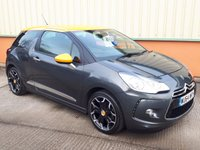 USED 2014 64 CITROEN DS3 1.6 DSTYLE BY BENEFIT 3d 120 BHP