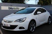 2014 VAUXHALL ASTRA 1.4 GTC SRI 3d AUTO 138 BHP £8995.00