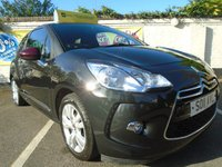 USED 2011 11 CITROEN DS3 1.6 DSTYLE 3d 120 BHP GUARANTEED TO BEAT ANY 'WE BUY ANY CAR' VALUATION ON YOUR PART EXCHANGE