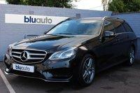 2014 MERCEDES-BENZ E 220 2.1 CDI AMG SPORT 5d AUTO 170 BHP £18995.00
