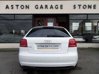 USED 2009 59 AUDI A3 1.4 TFSI S LINE 3d 123 BHP ** 1/2 LEATHER ** ** 1/2 LEATHER * REAR PDC * PRIVACY **