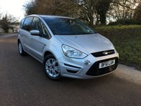 USED 2011 61 FORD S-MAX 1.6 ZETEC ECO BOOST 5d 158 BHP PLEASE CALL TO VIEW