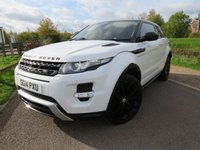 2014 LAND ROVER RANGE ROVER EVOQUE 2.2 SD4 DYNAMIC 3d 190 BHP £22890.00