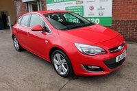 USED 2013 13 VAUXHALL ASTRA 1.6 SRI 5d 113 BHP +Recently Serviced +Spotless.