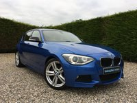 USED 2013 X BMW 1 SERIES 2.0 125D M SPORT 5d 215 BHP