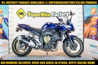 USED 2009 59 YAMAHA FZ1 S GOOD & BAD CREDIT ACCEPTED, OVER 500+ BIKES IN STOCK