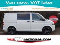 2012 VOLKSWAGEN TRANSPORTER 2.0 T28 TDI Kombi Van (SAT NAV CRUISE AIR CON) £13990.00
