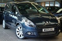 USED 2013 13 PEUGEOT 5008 2.0 HDI ALLURE 5d 150 BHP