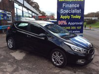 USED 2014 14 KIA CEED 1.6 CRDI 2 5d AUTO 126 BHP, only 19000 miles *****FINANCE AVAILABLE APPLY ONLINE******