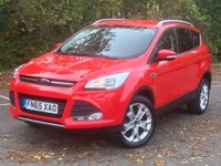 USED 2015 65 FORD KUGA 2.0 ZETEC TDCI 5 Door 150ps