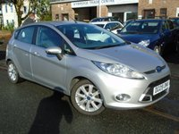 USED 2009 09 FORD FIESTA 1.6 ZETEC TDCI 5d 89 BHP NICE LOOKING NEW SHAPE 5DR
