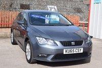 2015 SEAT LEON 1.6 TDI SE 5d 105 BHP £9495.00