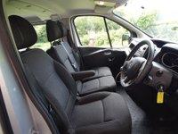 USED 2015 65 VAUXHALL VIVARO 1.6 CDTi Sportive 2900 L1H1 Crewcab 5dr FACTORY CREW VAN