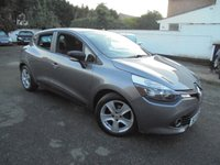USED 2014 14 RENAULT CLIO 1.1 EXPRESSION PLUS 16V 5d 75 BHP