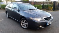 USED 2005 05 HONDA ACCORD 2.2 I-CTDI SPORT 5d 140 BHP