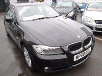 USED 2009 59 BMW 3 SERIES 2.0 318I ES 4d AUTOMATIC  141 BHP