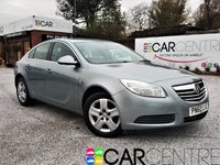 USED 2010 60 VAUXHALL INSIGNIA 2.0 EXCLUSIV CDTI 5d 128 BHP 2 PREVIOUS OWNERS + FSH