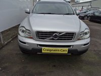 USED 2010 59 VOLVO XC90 2.4 D5 ACTIVE AWD 5d AUTO 185 BHP Volvo Then One Doctor Owner Full Volvo Dealer Service History
