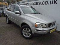 2010 VOLVO XC90 2.4 D5 ACTIVE AWD 5d AUTO 185 BHP £12995.00