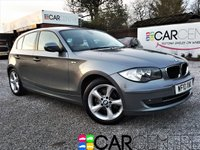 USED 2010 10 BMW 1 SERIES 2.0 116I SPORT 5d 121 BHP 1 PREVIOUS OWNER +FULL SERVICE