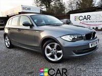 2010 BMW 1 SERIES 2.0 116I SPORT 5d 121 BHP £5395.00