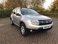 2015 DACIA DUSTER 1.5 AMBIANCE DCI 5d 109 BHP £8995.00