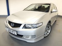 USED 2009 09 HONDA ACCORD 2.0 TYPE-S I-VTEC 4d 155 BHP