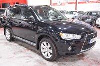 2011 MITSUBISHI OUTLANDER 2.2 DI-D GX 4 5d AUTO 156 BHP £10985.00