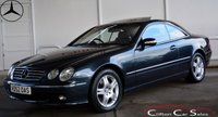 2003 MERCEDES-BENZ CL
