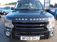 2005 LAND ROVER DISCOVERY 2.7 3 TDV6 HSE 5d AUTO 188 BHP 4x4 £8495.00