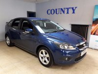 USED 2010 59 FORD FOCUS 1.6 ZETEC 5d 100 BHP * TWO OWNERS WITH HISTORY *