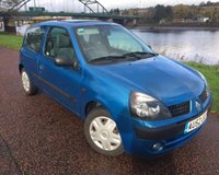 USED 2002 52 RENAULT CLIO 1.4 EXPRESSION PLUS 16V 3d AUTO 98 BHP **UNWANTED PART EXCHANGE** SOLD AS SEEN
