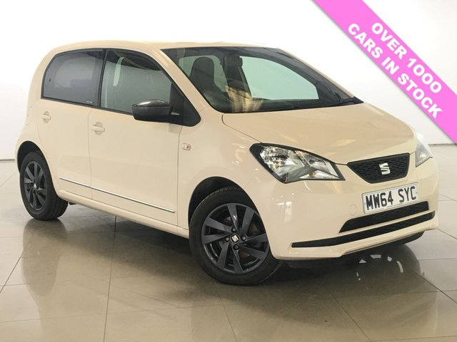 View our 2015 64 SEAT MII 1.0 MII BY MANGO 5d 74 BHP