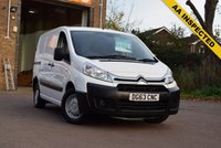 2013 CITROEN DISPATCH 1.6 1000 L1H1 ENTERPRISE HDI 1d 89 BHP £6499.00