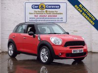 USED 2012 62 MINI COUNTRYMAN 2.0 COOPER SD 5d 141 BHP Bluetooth DAB Rear Sensors 0% Deposit Finance Available