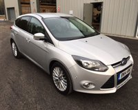 USED 2014 14 FORD FOCUS 1.0 ZETEC NAVIGATOR ECOBOOST 125 BHP THIS VEHICLE IS AT SITE 2 - TO VIEW CALL US ON 01903 323333