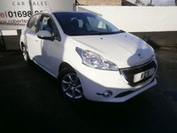 USED 2014 14 PEUGEOT 208 1.0 ACTIVE 5dr