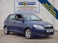 USED 2012 61 SKODA FABIA 1.4 SE 5d 85 BHP Full Dealer History Air Con 0% Deposit Finance Available
