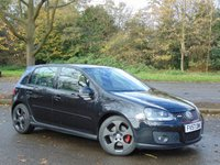 USED 2007 57 VOLKSWAGEN GOLF 2.0 GTI 5d AUTO 197 BHP LOW MILEAGE AND FANTASTIC CONDITION