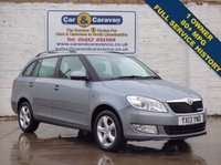 USED 2013 13 SKODA FABIA 1.2 GREENLINE TDI CR 5d 74 BHP 1 Owner Full History Free Tax 0% Deposit Finance Available