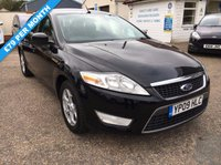 USED 2009 09 FORD MONDEO 2.0 ZETEC 145 5d 144 BHP ** NOW SOLD ** NOW SOLD **