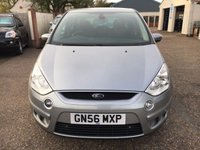 USED 2006 56 FORD S-MAX 1.8 TITANIUM TDCI 6SPD 5d 125 BHP ** NOW SOLD ** NOW SOLD **