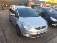 USED 2010 10 FORD GALAXY 2.0 5 DOOR DIESEL GHIA IN SILVER TRADE CLEARANCE CAR. APPROVED CARS ARE PLEASED TO OFFER THIS  FORD GALAXY 2.0 5 DOOR DIESEL GHIA IN SILVER IS IN GOOD CONDITION OTHER THAN A FEW SMALL DENTS ON THE PAINTWORK BUT DUE TO THIS CARS MILEAGE IS BEING OFFERED AS A TRADE CLEARANCE CAR.